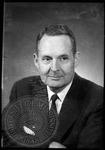Chancellor J. D. Williams portrait, image 2 by J. R. Cofield