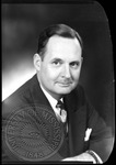 Chancellor J. D. Williams portrait, image 3 by J. R. Cofield