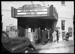 Exterior of the Ritz Theatre by J. R. Cofield