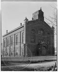 Old Cumberland Presbyterian Church on South Lamar Boulevard by J. R. Cofield