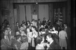 Fraternity / sorority dance in a house, image 1 by J. R. Cofield