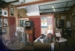 Cofield Studio interior, before fire, image 5 by J. R. Cofield