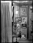 Cofield Studio interior, before fire, image 6 by J. R. Cofield