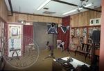 Cofield Studio interior, before fire, image 1 by J. R. Cofield