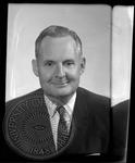 Chancellor J. D. Williams portrait, image 1 by J. R. Cofield