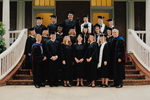 Croft Class of 2004 by University of Mississippi. Croft Institute for International Studies