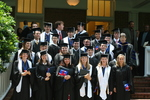 Croft Class of 2006 by University of Mississippi. Croft Institute for International Studies