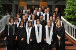 Croft Class of 2009 by University of Mississippi. Croft Institute for International Studies