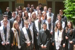 Croft Class of 2010 by University of Mississippi. Croft Institute for International Studies