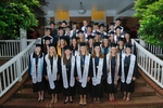 Croft Class of 2013 by University of Mississippi. Croft Institute for International Studies