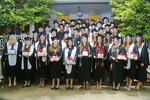 Croft Class of 2014 by University of Mississippi. Croft Institute for International Studies