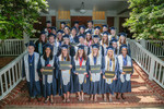 Croft Class of 2016 by University of Mississippi. Croft Institute for International Studies
