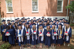 Croft Class of 2017 by University of Mississippi. Croft Institute for International Studies