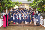 Croft Class of 2019 by University of Mississippi. Croft Institute for International Studies
