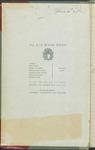 R. L. Mitchell's Farm Ledger. Box 4: Folder 5 by Bobby Mitchell