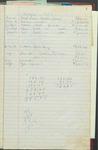 R. L. Mitchell's Farm Ledger. Box 4: Folder 7 by Bobby Mitchell