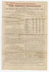 Periodical: The Weekly Statement, 21 October 1896 by Prospect Hill Plantation