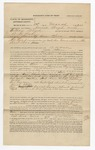 Merchant's Deed of Trust, 1 March 1901 by Prospect Hill Plantation