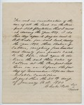 Contract between B. H. Wade and Chester Watts, 24 January 1890 by Prospect Hill Plantation