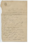 James E. Edmonds to Alice Weeks (5 February 1888) by James E. Edmonds