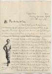 James E. Edmonds to Major & Mrs. J. E. Edmonds (20 September 1896) by James E. Edmonds