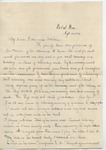 James E. Edmonds to Major & Mrs. J. E. Edmonds (30 September 1896) by James E. Edmonds