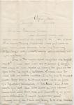 James E. Edmonds to Major & Mrs. J. E. Edmonds (9 November 1896) by James E. Edmonds