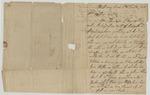 Turner Brashears at Halfway River to William Lindsey. November 21, 1806. by Turner Brashears and William Lindsey