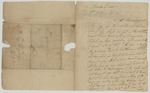 Turner Brashears to William Lindsey. December __, 1806. by Turner Brashears and William Lindsey