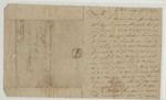 J. Moore of G. Port to William Christie near Natchez. August 15, 1808. by J. Moore and William Christie