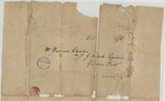 Lewis Evans of Natchez to William Christie of Gibson Port. February 13, 1814. by Lewis Evans and William Christie