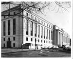 Exterior of the Dirksen Senate Office Building. by Author Unknown