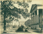 Gordon Hall with a side view of Science Hall by Author Unknown