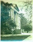 Bryant Hall - the University Library at the time of this photograph by Author Unknown