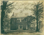 Delta Psi fraternity house by Author Unknown