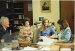 Armis Hawkins and staff, image 007