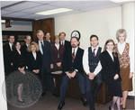 Armis Hawkins and staff, image 008