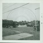 Military Vehicles on the University of Mississippi Campus by W. Wert Cooper