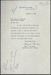Edith Helm to Senator James O. Eastland, 3 January 1947