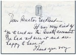 Bess Truman to Senator James O. Eastland, 25 May 1967 by Bess Wallace Truman
