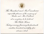 President & Mrs. Dwight D. Eisenhower to Senator & Mrs. James O. Eastland, [January 1955] by Dwight D. Eisenhower and Mamie Doud Eisenhower