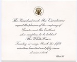 President & Mrs. Dwight D. Eisenhower to Senator & Mrs. James O. Eastland, [March 1957]