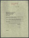 Senator James O. Eastland to Hubert H. Humphrey, 2 July 1969 by James O. (James Oliver) Eastland (1904-1986)