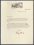 Lady Bird Johnson to Senator James O. Eastland, 23 September 1975 by Lady Bird Johnson (1912-2007)