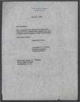 Lawrence F. O'Brien to Senator James O. Eastland, 25 July 1964 by Lawrence F. O'Brien