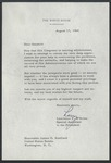 Lawrence F. O'Brien to Senator James O. Eastland, 17 August 1964 by Lawrence F. O'Brien