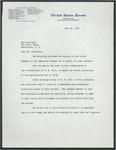 Senator James O. Eastland to President Lyndon B. Johnson, 24 June 1965 by James O. (James Oliver) Eastland (1904-1986)