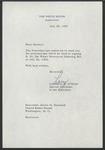 Lawrence F. O'Brien to Senator James O. Eastland, 22 July 1965 by Lawrence F. O'Brien
