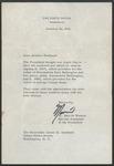 W. Marvin Watson to Senator James O. Eastland, 10 October 1966 by W. Marvin (William Marvin) Watson (1924-)