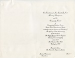 Ralph Bunche Awards Program, 2 July [1974] by Gerald R. Ford and Betty Ford